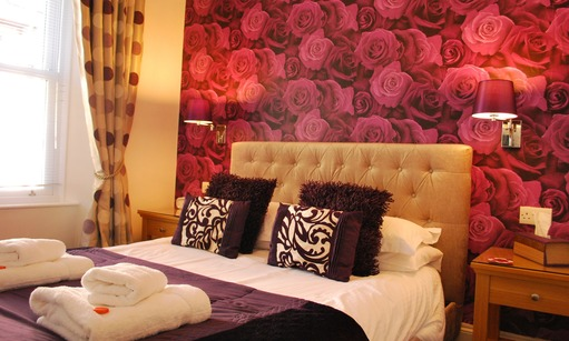 Boutique luxury bed and breakfast suites in Torquay