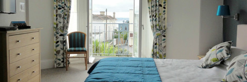 Boutique luxury bed and breakfast centrally located in Torquay